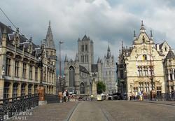 Gent: a Szent Miklós templom