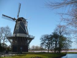 Hollandia, a szélmalmok hazája