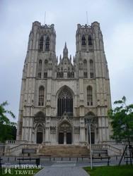 Brüsszel Székesegyháza