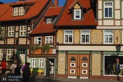 Wernigerode legkisebb háza