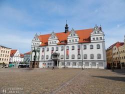 Wittenberg: a régi városháza