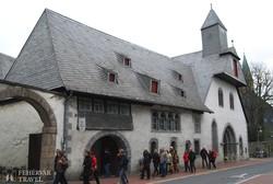 Goslar: a középkori kórház