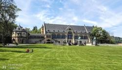 Goslar: a Kaiserpfalz (a középkori császári palota)