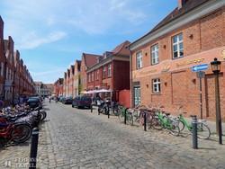 Potsdam: a Holland Negyed – részlet