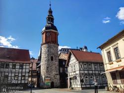 Stolberg: a mesevároska egy részlete