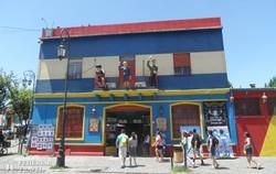 Buenos Aires: a Boca negyed – részlet