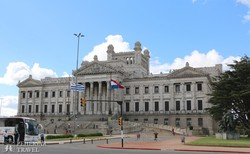 Palacio Legislativo – az uruguay-i parlament Montevideóban