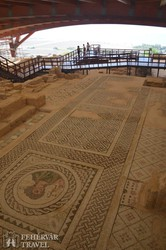 Kurion – ókori mozaikpadló