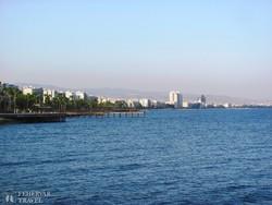 Limassol tengerpartja