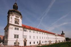 a jezsuita kollégium Kutná Horában