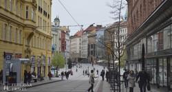 séta Brno belvárosában