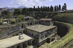 Herculaneum romjai
