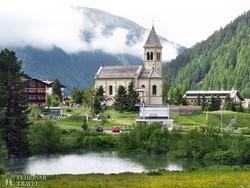 Sulden-völgy – a gyönyörű fekvésű Sulden falucska az Ortler lábainál