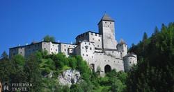 Taufer középkori vára