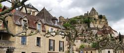 sasfészek a Dordogne-völgyben – Beynac vára