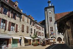 a középkori városka – Martel