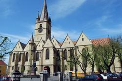 Nagyszeben: az evangélikus Nagytemplom
