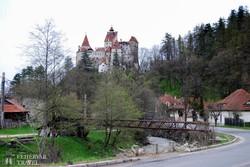 a Drakula-vár Törcsváron