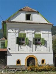 Európa Nostra-díjas torockói ház