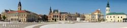 paloták és templomok Nagyvárad belvárosában