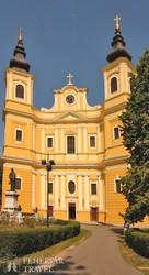 Nagyvárad barokk katolikus székesegyháza