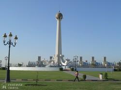az Emírségek Emlékműve Sharjahban