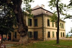 a Teleki-kastély Koltón