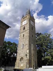 Nagybánya: a Szent-István-torony