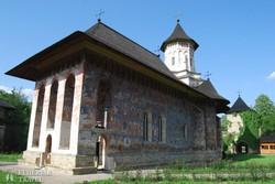 Moldovita kolostora Bukovinában