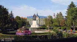 Szatmárnémeti óvárosának gyönyörű főtere
