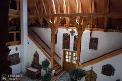 Barcánfalva: a kolostor múzeuma – részlet