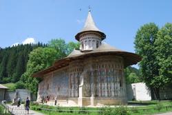 Voronet kolostora Bukovinában