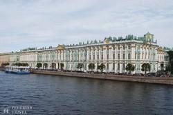 Szentpétervár: a Téli Palota