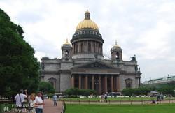 Szentpétervár: az Izsák-székesegyház