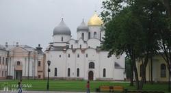 Novgorod: a Szent Szófia – székesegyház
