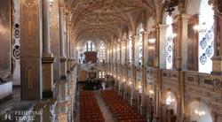 a Frederiksborg kastély csodás kápolnája