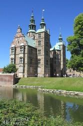Rosenborg kastélya Koppenhágában