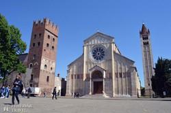 a San Zeno bazilika Veronában