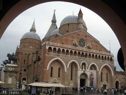 a Szent Antal bazilika Padovában