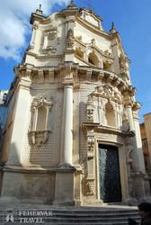 Lecce – a San Matteo-templom