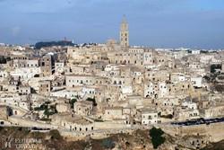 Matera óvárosa – részlet
