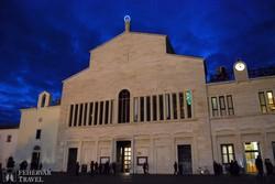 San Giovanni Rotondo zarándoktemploma