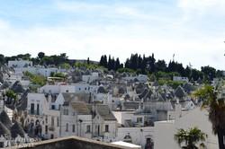 Alberobello – a trullók negyede