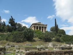 Héphaisztosz dór stílusú temploma Athénban
