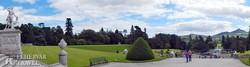 Powerscourt park – Írország legszebb kastélyparkja