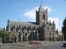 Dublin – a Christ Church katedrális