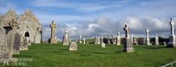kelta keresztek Clonmacnoise-ban