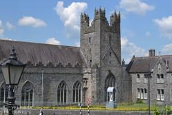 a Black Abbey (Fekete Apátság) Kilkennyben