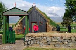 a Vidimyri-templom – az ősi izlandi építészet egyik legértékesebb példánya