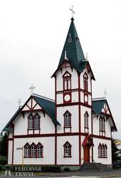 Húsavik temploma